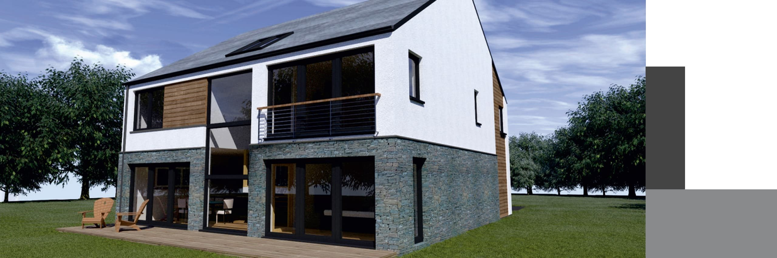 acharn self build home design