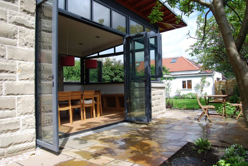 Edinburgh home extension