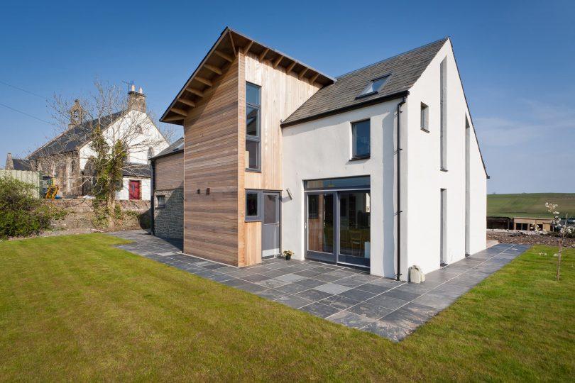 Ministers Walk Borve Self-build House Design