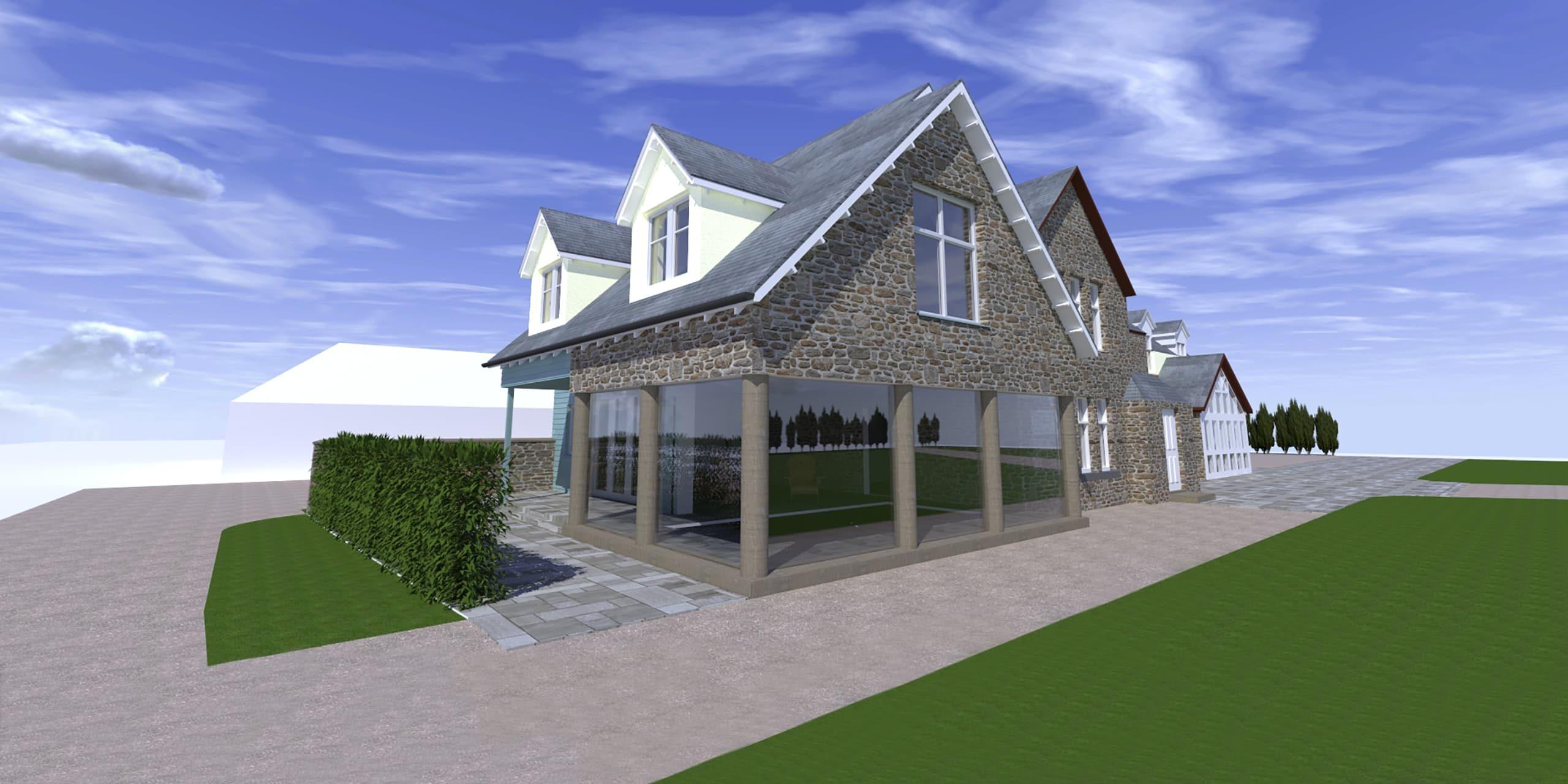 The Boyne Home Extension